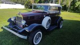 1980 Ford 1932 Model A Phaeton Glassic Replica