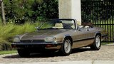 1991 Jaguar XJS Convertible