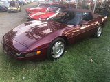 1993 Chevrolet 40th Anniv Edt Convertible