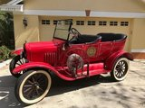 1926 Ford Model T Fire Chief