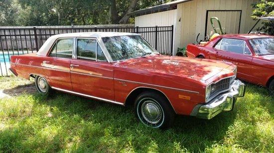 1974 Dodge Dart Hardtop