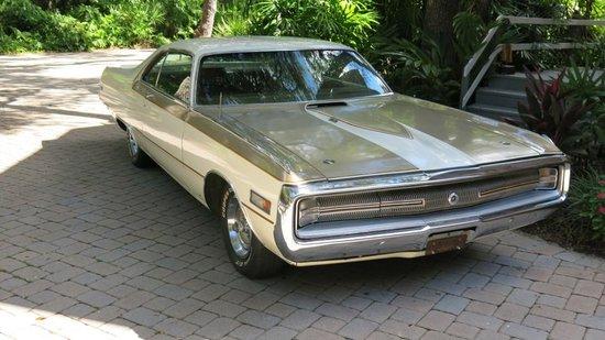 1970 Chrysler 300H Hurst Hardtop