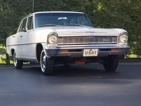 1966 Chevrolet Nova Chevy II Hardtop