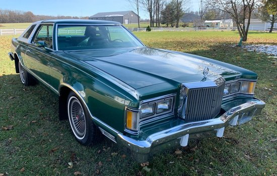 1978 Mercury Cougar XR 7 Hardtop