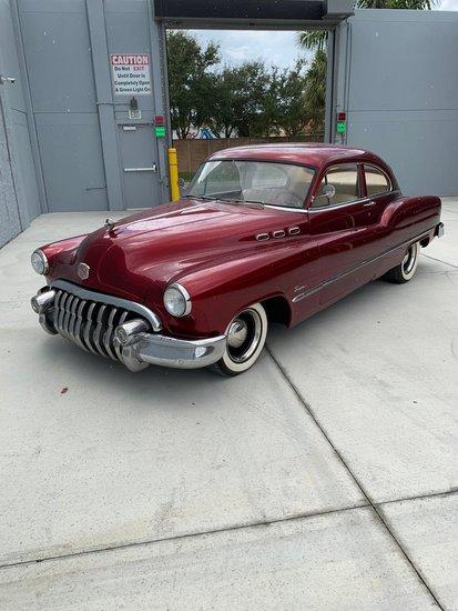 1950 Buick Sedanette Restomod