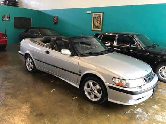 2001 Saab 9.3 SE Convertible