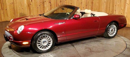 2004 Ford Thunderbird Convertible