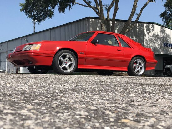 1985 Ford Mustang GT Fastback