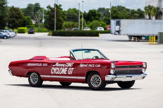 1966 Mercury Cyclone GT Convertible