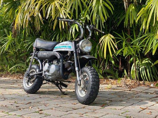 1979 Kawasaki KV75 Minibike