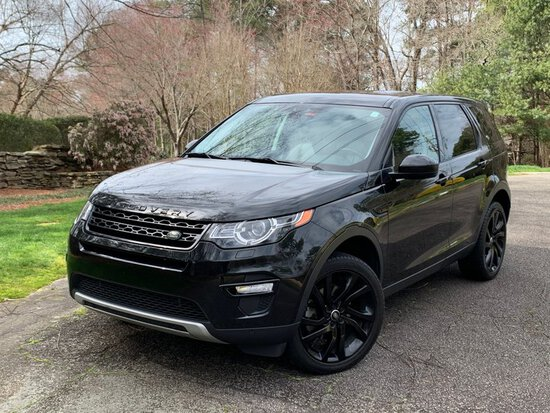 2015 Land Rover Discovery Sport HSE Sport Utility
