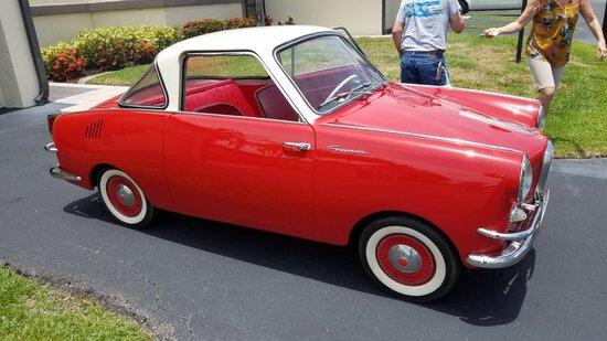 1958 Goggomobil T400 Sedan