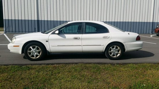 2002 Mercury Sable LS Premium Sedan