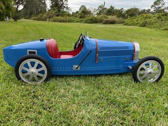 1930 Bugatti Type 52 Kids Race Roadster