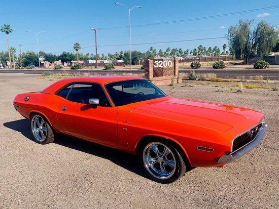 1970 Dodge Challenger 440 Hardtop