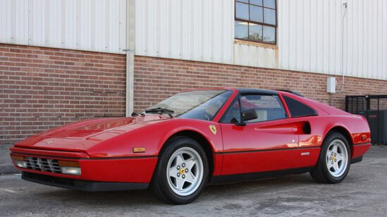 1988 Ferrari 328 GTS Coupe