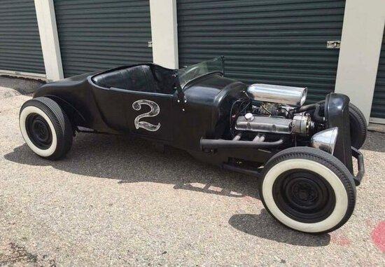 1926 Ford T-Bucket Rat Rod Roadster