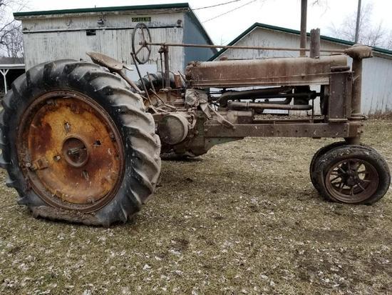 1938 John Deere B Tractor