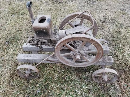 Associated 2.5hp Hit and Miss Engine