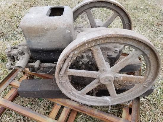 Johne Deere 1.5hp Hit and Miss Engine