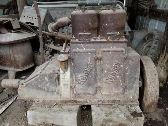 Russel 2 Cylinder Power Unit