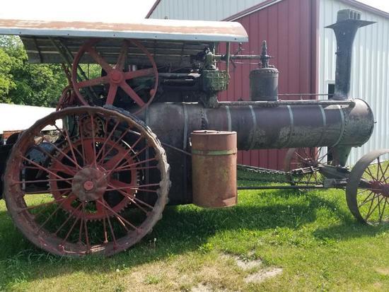 Reeves 16HP Steam Engine