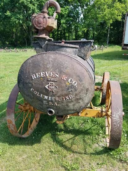 Reeves Water Wagon
