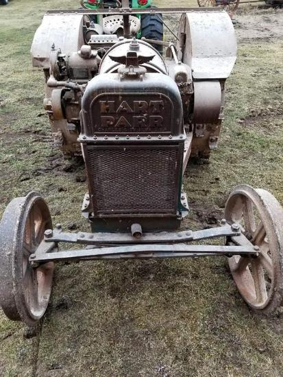 12-24 Hart Parr Gas Tractor