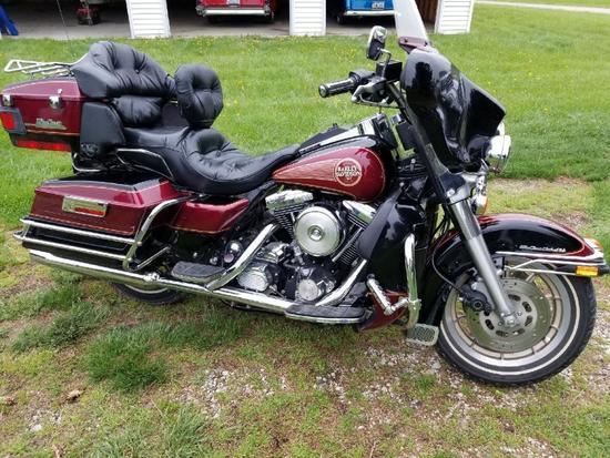 1995 Harley Davidson Electra Glide Ultra Classic