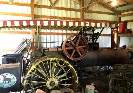 Russell Steam Engine