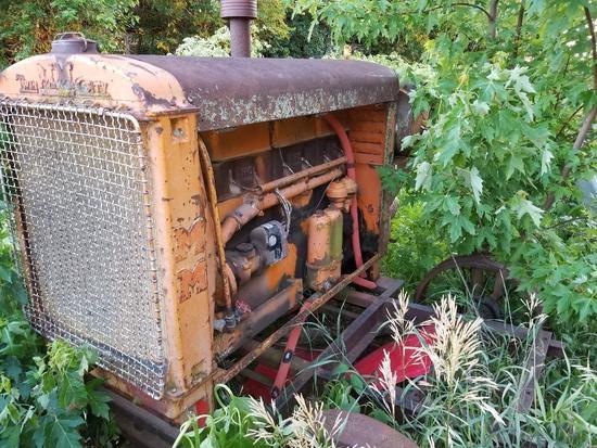 Minneapolis Moline / Twin City Engine