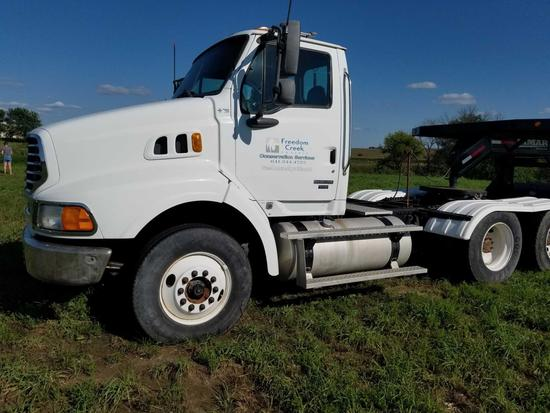 2007 STERLING/MERCEDES BENZ SEMI TRACTOR