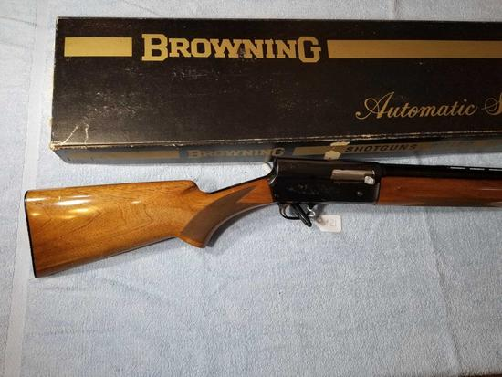 BROWNING SWEET 16 GAUGE SHOTGUN