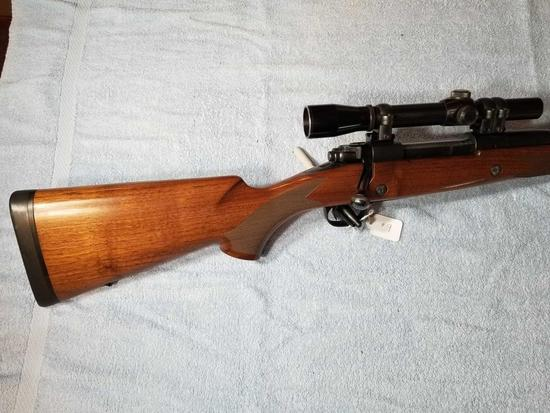 WINCHESTER 70 SAFARI EXPRESS RIFLE WITH SCOPE
