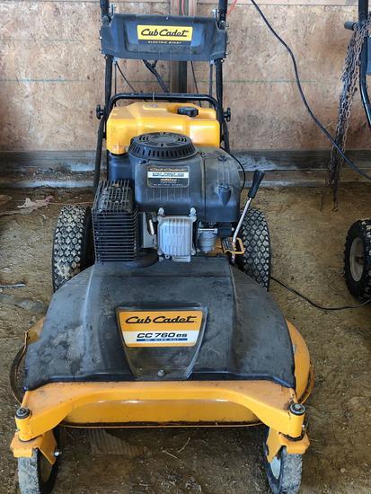 Cub Cadet CC760 ES33? Commercial Mower