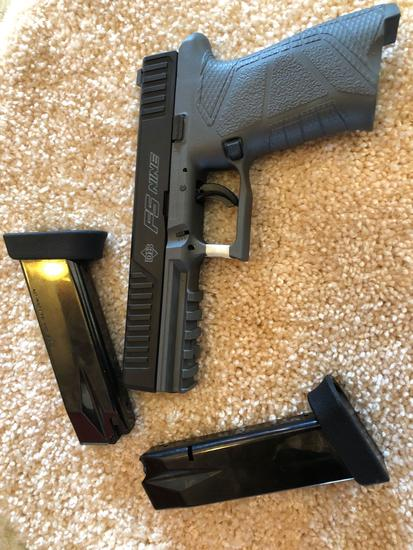 Diamondback 9mm Handgun