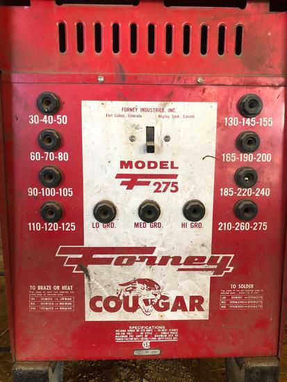 Forney Cougar Model 275 Welder