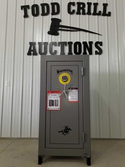 Winchester model 9L60 24 gun safe,