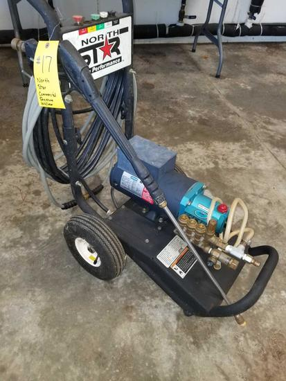 NORTH STAR COMMERCIAL PRESSURE WASHER