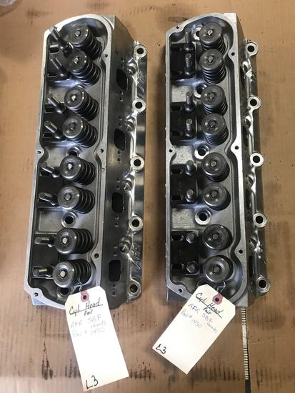 Pair of Heads-AFR small block Ford Heads
