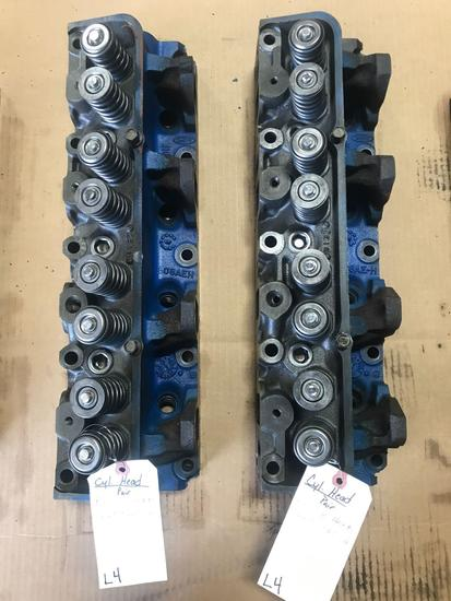 Pair of Heads-FE Cylinder Heads