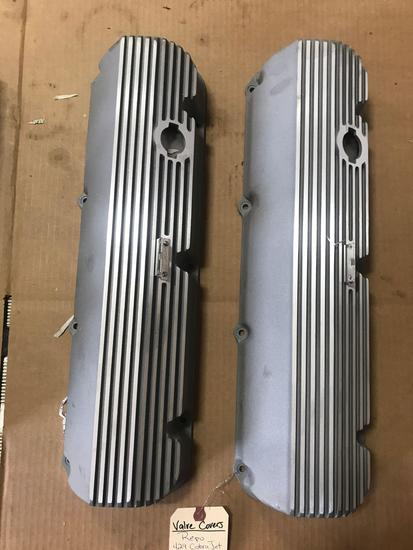 Pair of Valve Covers-Reproduction 429 Cobra Jet Valve covers