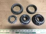 Top Loader Gear-Face Plated Gear Set