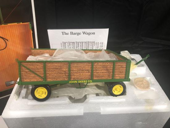 THE BARGE WAGON PRECISION CLASSIC 1/16 SCALE NO. 15133 NIB