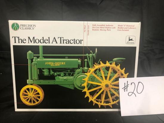 THE MODEL A TRACTOR PRECISION CLASSICS 1/16 SCALE NO 560 NIB