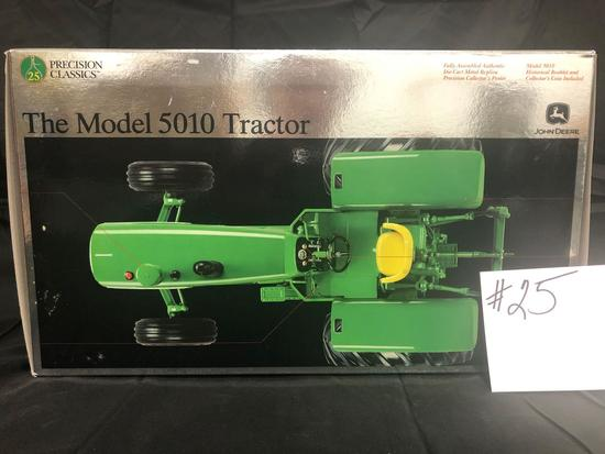 THE MODEL 5010 TRACTOR PRECISION CLASSICS 1/16 SCALE NO15608