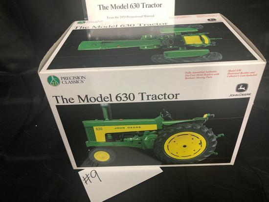 THE MODEL 630 TRACTOR PRECISION CLASSICS 1/16 SCALE NO 15364 NIB