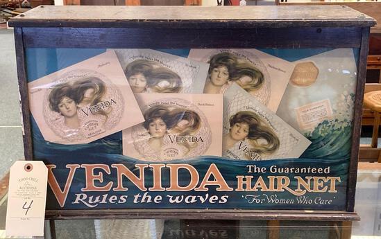 VENIDA HAIR NET COUNTER DISPLAY