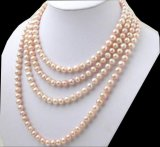 Good Wholesale 3pc 925 Silver Plated Pink Water Pearl Necklace Bracelet Mix Lot382 Mixed Items & Lots