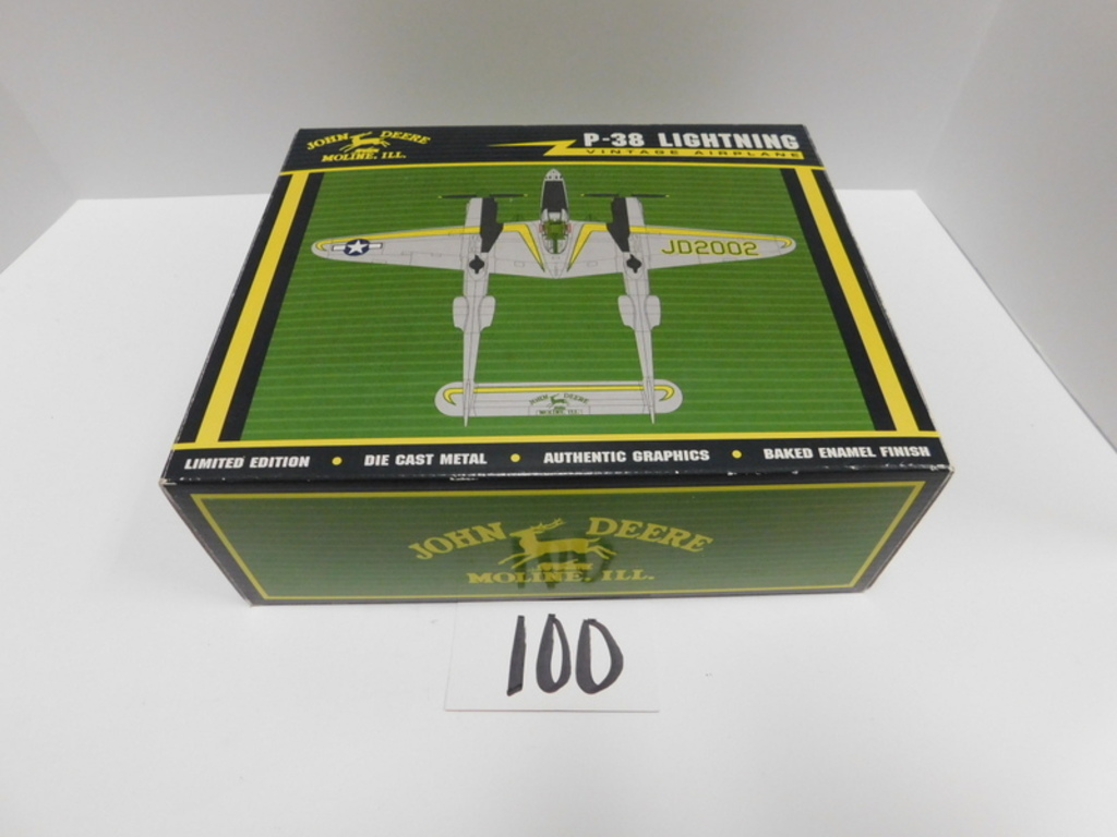 JD toys and memorabilia auction